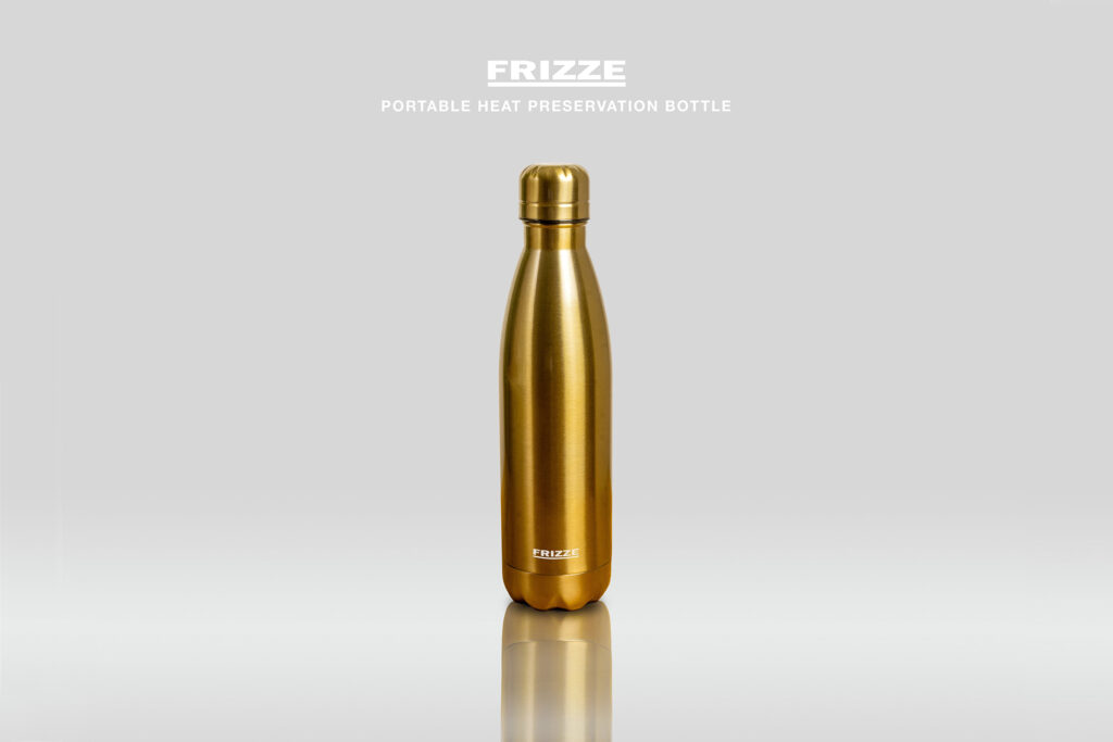 Frizze – Product Presentation Featured Image